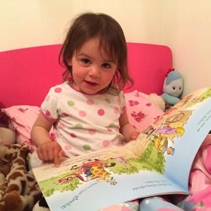 Kara bedtime story