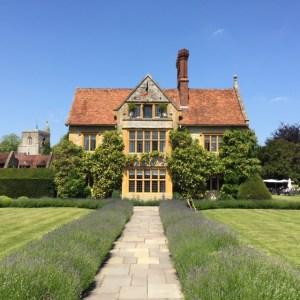 Le Manoir aux'Quat Saisons gardens