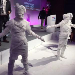 BritMums Live Guinness World Record mummies