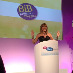 BritMums Live Carol Smillie