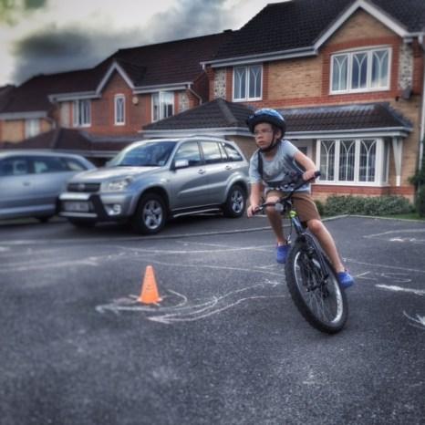 Isaac bike