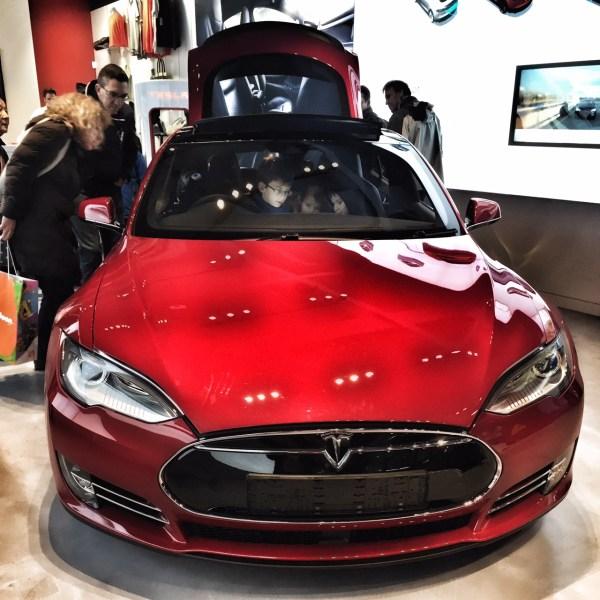 Kids Tesla