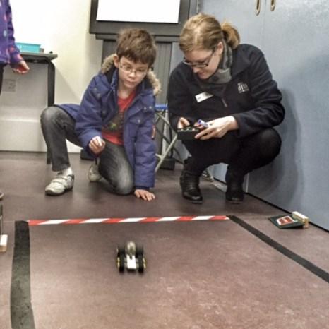 British Motor Museum Lego racers 3