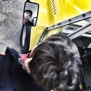 Toby mirror image