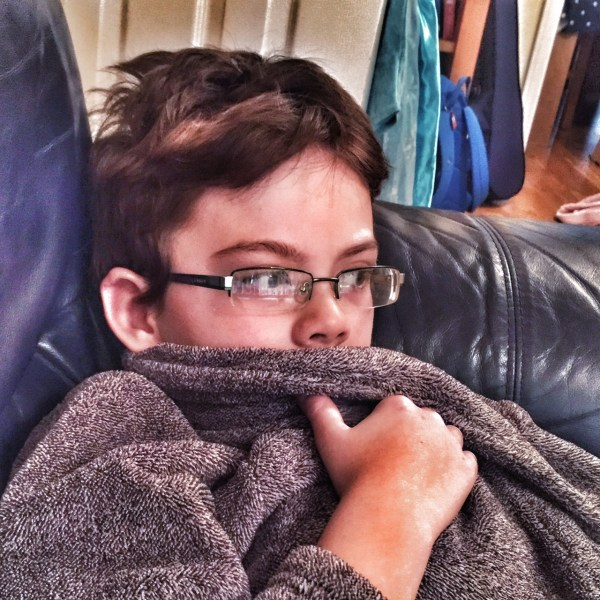Isaac dressing gown