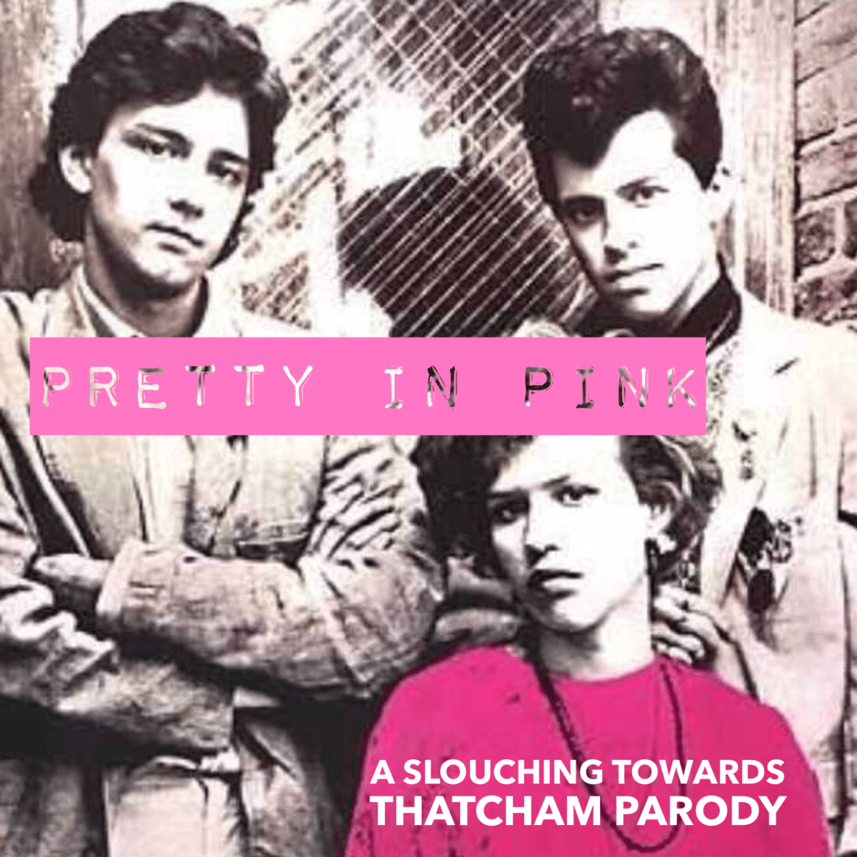 A gender stereotype parody: Pretty in pink