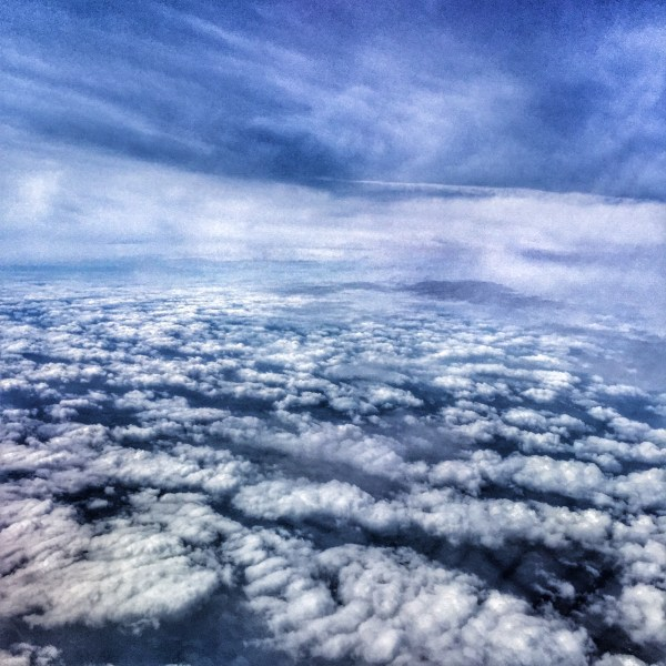 The view from 30,000 feet