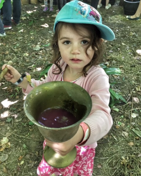 Camp Bestival Kara potion