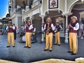 Disneyland Paris band
