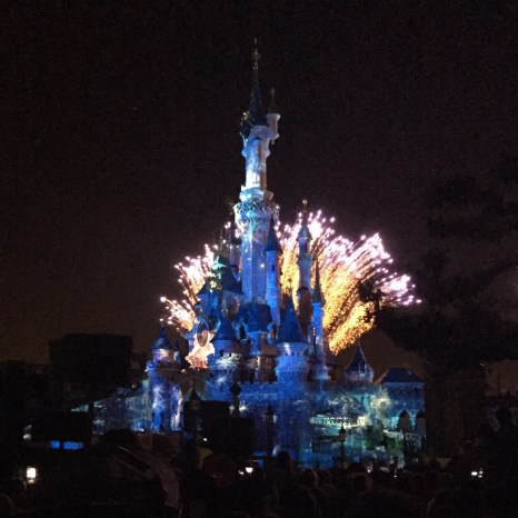 Disneyland Paris Disney Dreams 1