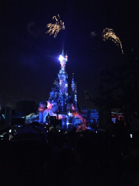 Disneyland Paris Disney Dreams 2