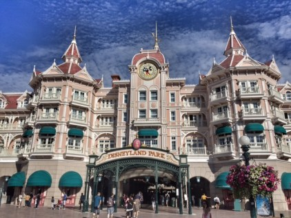 Disneyland Paris Disneyland Park