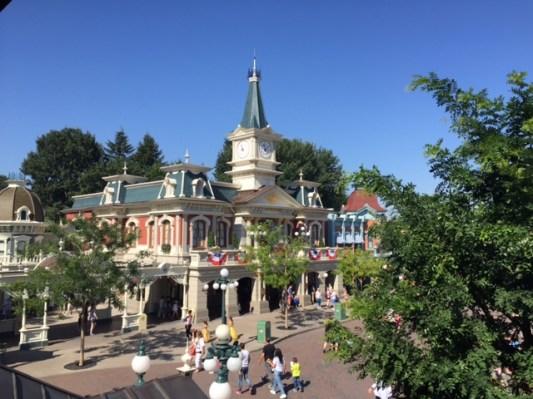 Disneyland Paris Main Street 1