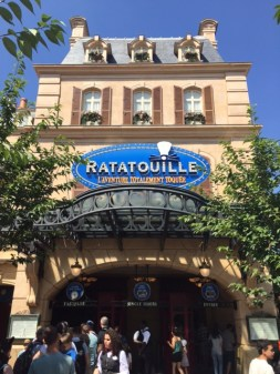 Disneyland Paris Ratatouille