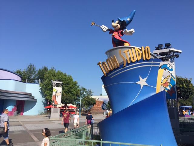 Disneyland Paris Toon Studio