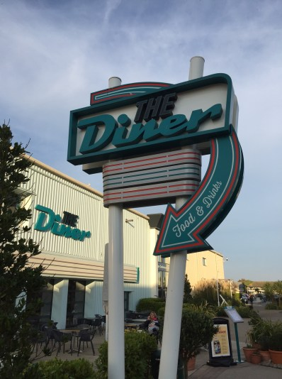 butlins-diner-sign