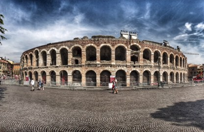 Summer holiday 2017 Verona Arena