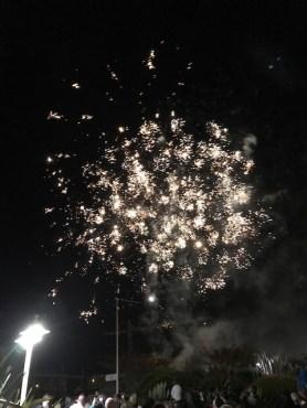 Butlins Bognor Regis 2017 fireworks