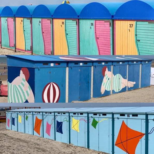 Dunkirk beach huts
