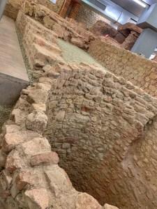 Roman baths, Trier