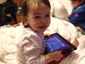 Kara iPad YouTube