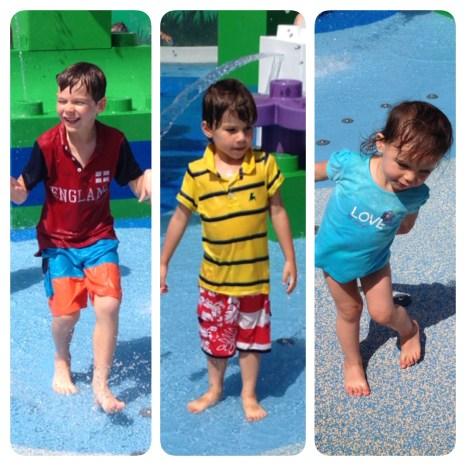 Kids Legoland Splash Safari