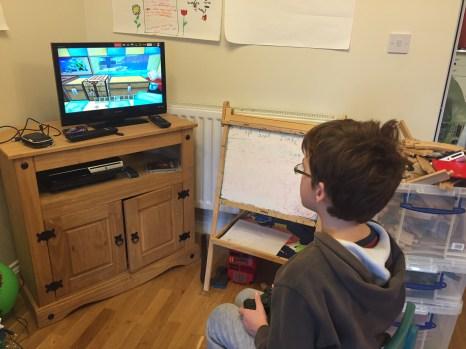 Isaac Playstation Minecraft