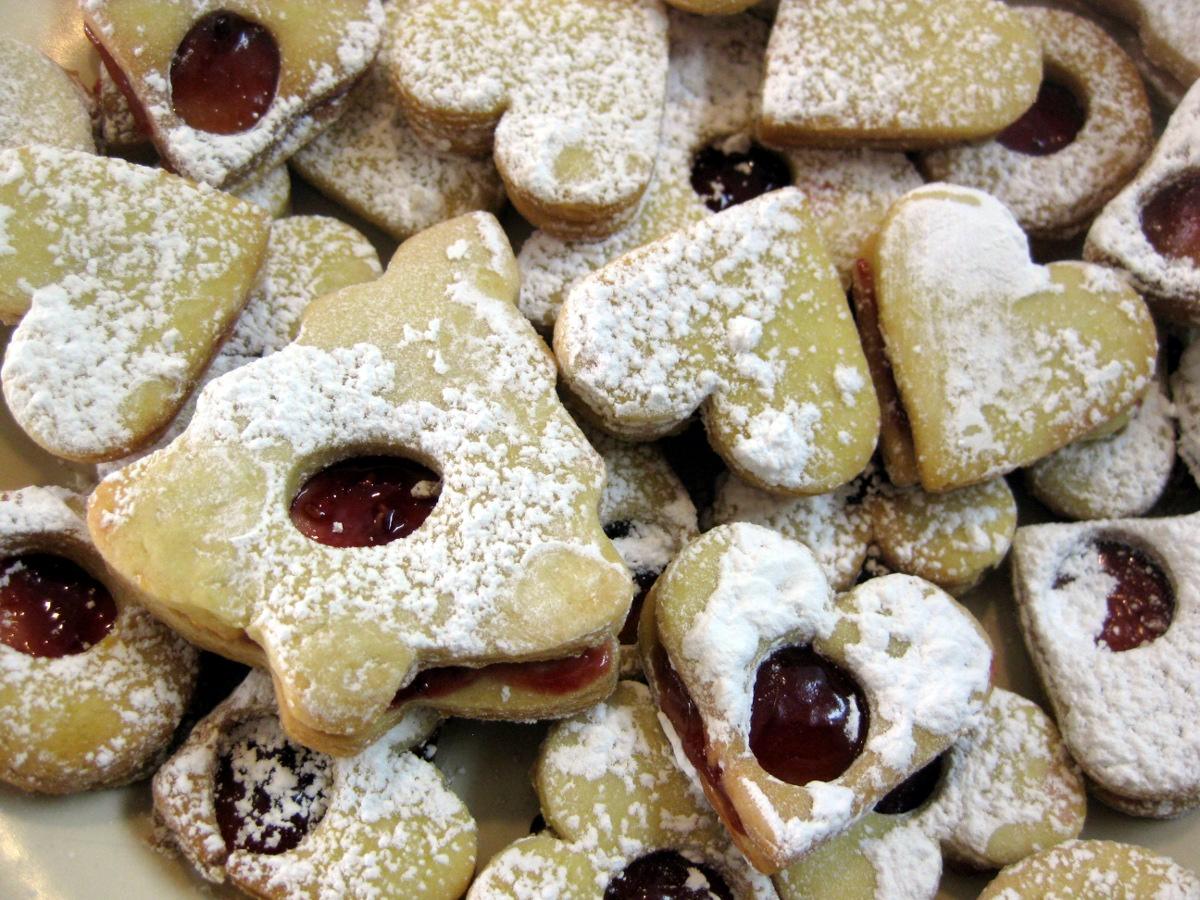 Christmas Cookies Part 1: Hearts (Srdiečka) Recipe