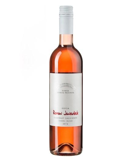 CABERNET SAUVIGNON rosé Roman Janoušek