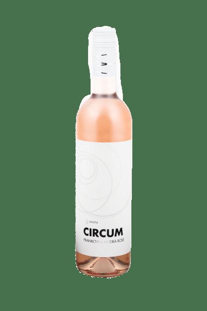 FRANKOVKA MODRÁ rosé Circum white