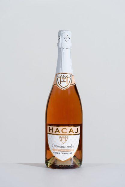 SVÄTOVAVRINECKÉ rosé EXTRA DRY Vintage