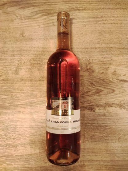 FRANKOVKA MODRÁ rosé