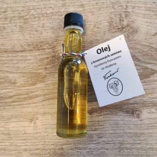 HROZNOVÝ za studena lisovaný olej 40 ml