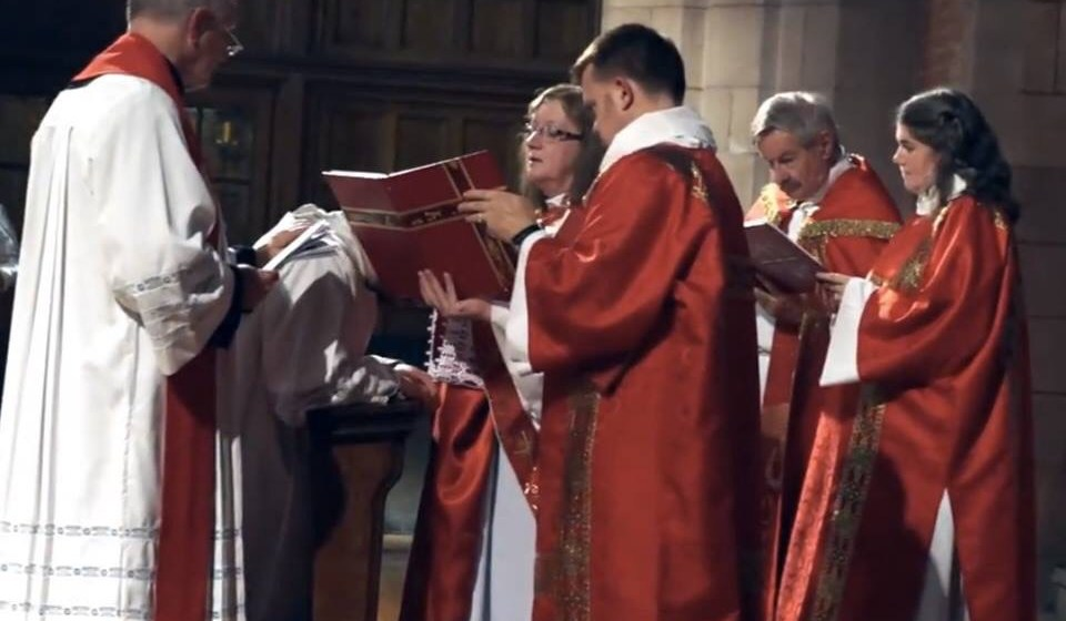 Synod Welcomes New Pastor