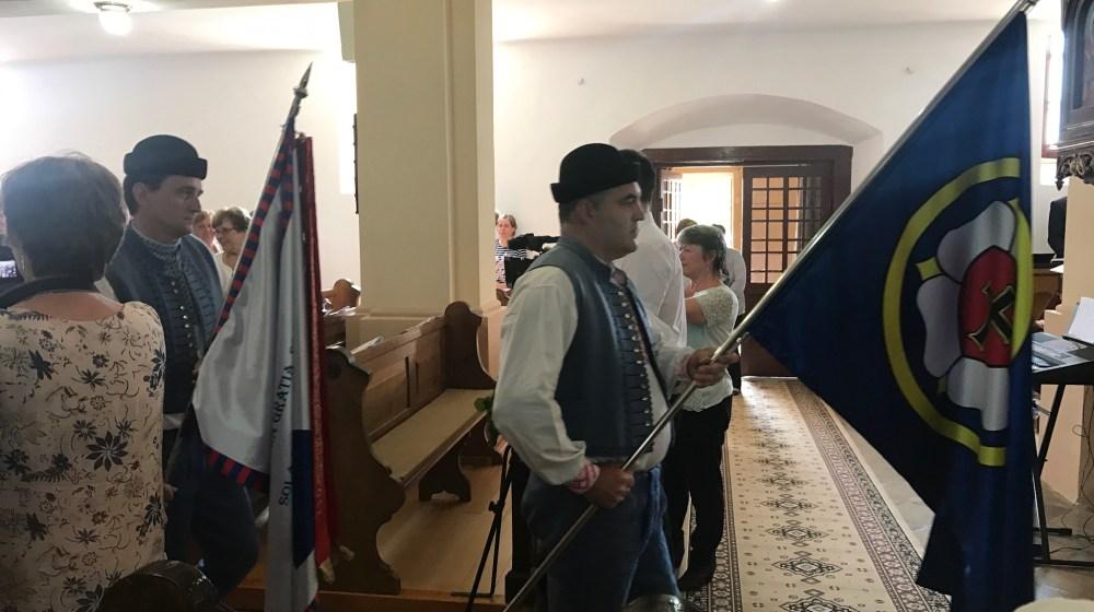 Slovak Church Observes Reformation's 500th Anniversary