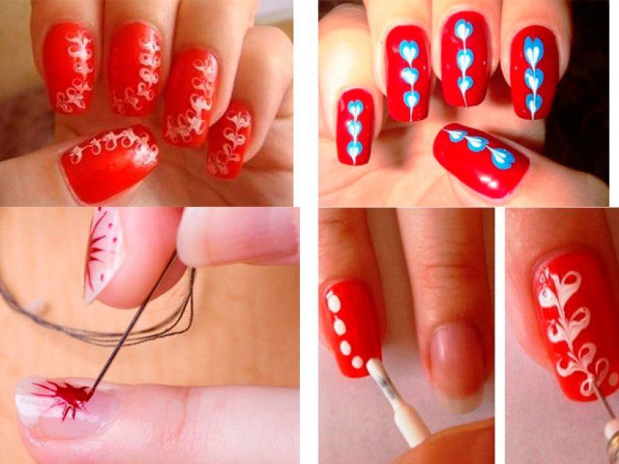 Figur på Nails nål