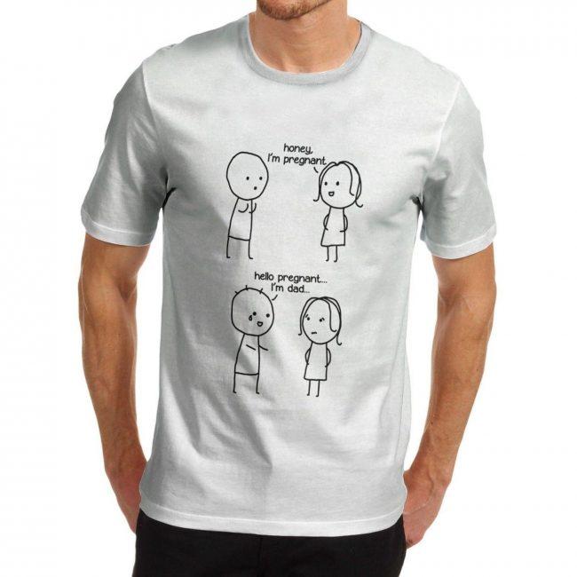 Күйеуге арналған футболка