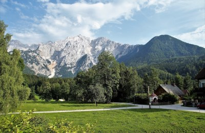 Jezersko hidden natural beauty