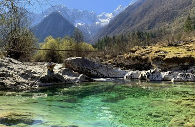 Where to hike around the Soča Valley in amazing western Slovenia