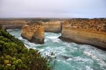 Breathtaking coastline