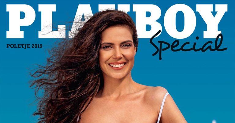 Ula Furlan je odvrgla prav vse za Playboy