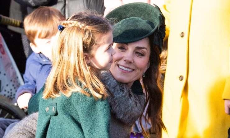 Kate Middleton delila prisrčno hčerino fotografijo