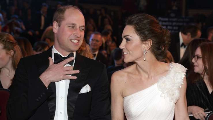 Zdaj v boj z mediji še Kate Middleton in princ William ?