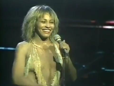 Tina Turner . Proud Mary