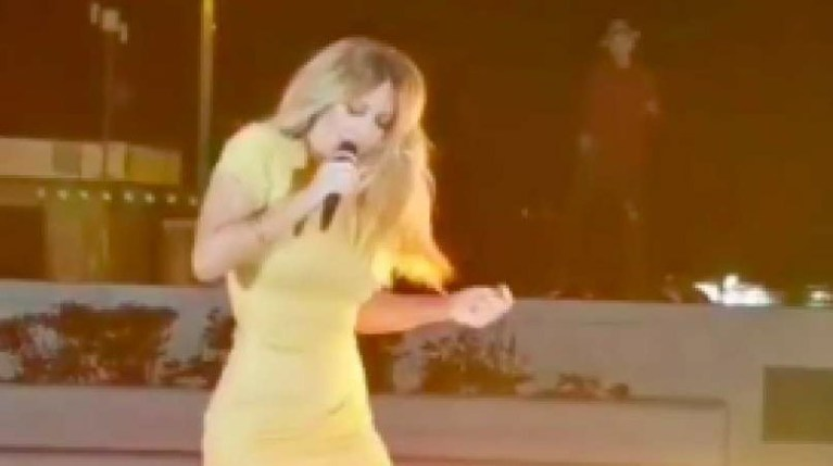 Lidija Bačić je zapeljivo plesala, pozornost pa je ukradel 22-letni natakar Jure