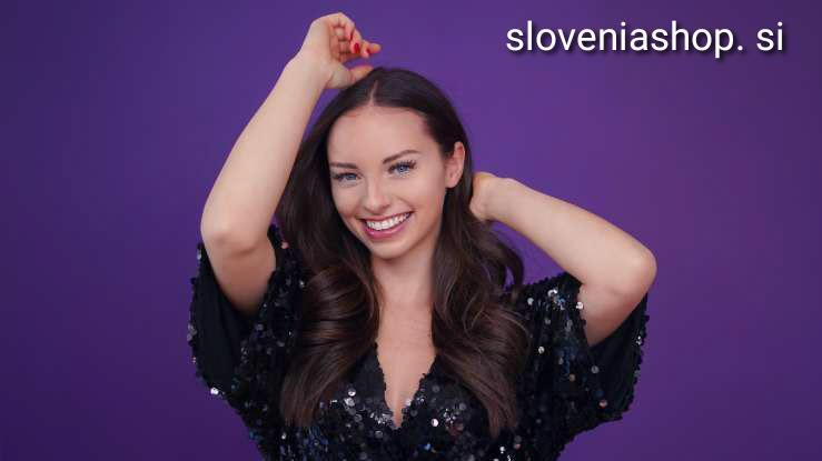 Slovenska pevka verjame v silo moči ljubezni