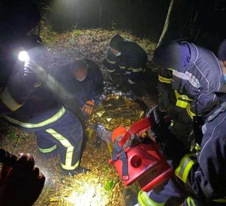 FOTO: V gosti megli in pri nizkih temperaturah rešili življenje