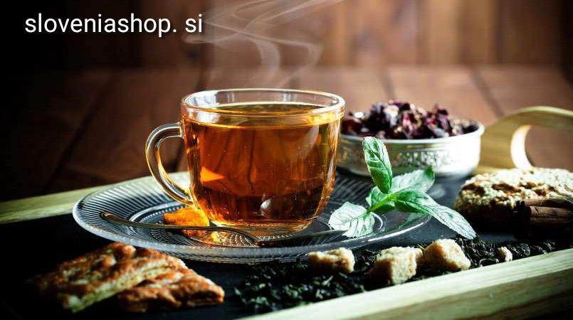 Spoznajmo kulturo čaja in okrepimo svoje zdravje
