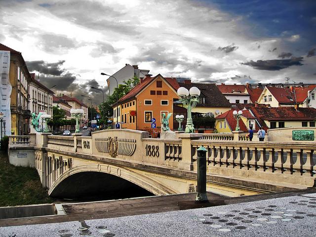 Explorez Toute La Slovnie De Ljubljana SLOVENIE SECRETE