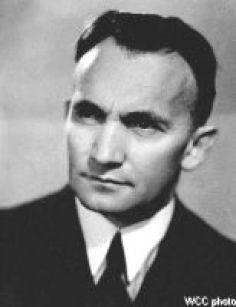 Йозеф Лукл Громадка (чеш. Josef Lukl Hromádka; 1889-1969 ) чешский теолог, деятель экуменического движения.